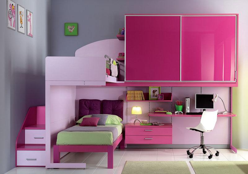 Decije sobe po meri Projektovanje i Izrada decijih soba po meri :: Enterijer ...
